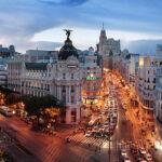 Vuelos a España
